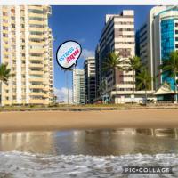 Quarto 2 com vista para o mar em Boa Viagem, Recife PE