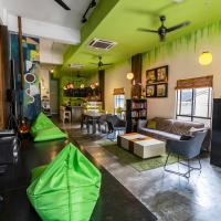 PODs The Backpackers Home & Cafe, Kuala Lumpur
