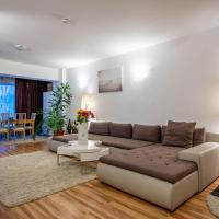 Luxury Two Room Apartment in the heart of Bucharest