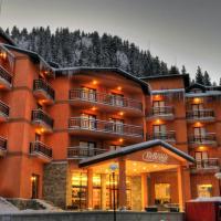 Hotel Bellevue Ski & SPA - Half Board: Pamporovo'da bir otel