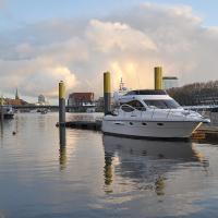 Luxus Yacht Lady Jane
