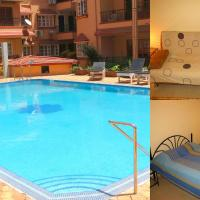 42) Serviced Apartment Calangute/Baga Sleeps 4