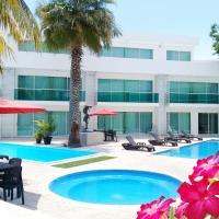 Hotel Los Cocos Chetumal, hotel en Chetumal