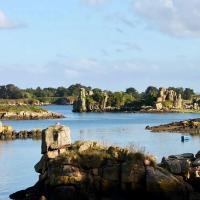 Vacances paradisiaques au coeur de l'Ile de Bréhat