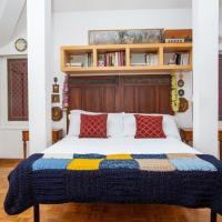 Eur, new bright apartment