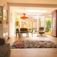 Comfort home with garden!