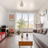 Charming flat with balcony in Montreuil, at the doors of Paris - Welkeys