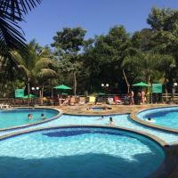 LINDO DUPLEX 04QTS. PROX. A POUSADA RIO QUENTE (HOT PARK)