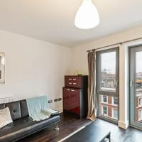 Stunning 1-Bedroom Apartment w/roof Terrace in Dalston