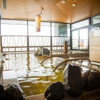 La Vista Furano Hills Natural Hot Spring, hotel in Furano