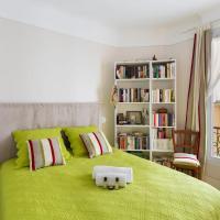 Quaint 1 br Apartment near Montmartre by GuestReady