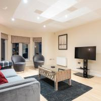Modern Smart Open Plan Living with free Parking
