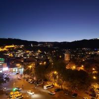 The old town center Avlabari