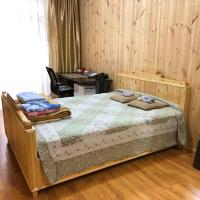 City center 3 rooms with wooden decoration