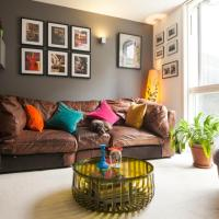 Stylishly decorated flat in Crouch End - sleeps 2