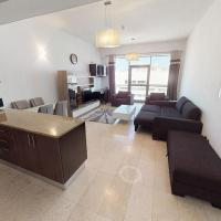 DUBAI BEACH HOST - DELUXE ONE BEDROOM near Mall of the emirates