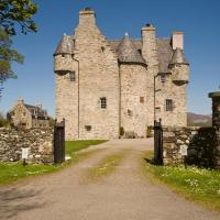 The Barcaldine Castle
