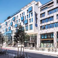 Radisson Blu Hotel, Mannheim, Hotel in Mannheim
