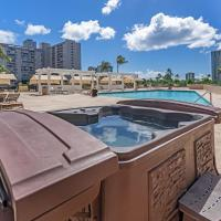 Hawaiian Monarch Ocean Penthouse 2 BDR