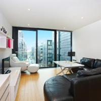 Modern 2bed with free Parking in the iconic Quartermile