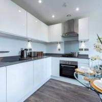A beautiful brand new flat 25-minute to London