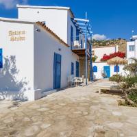 ANTONIA STUDIOS, hotel in Oroklini