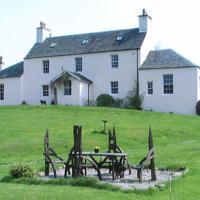 Claonairigh house, Inveraray