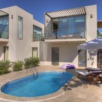 Geris Villa Sleeps 6 Pool Air Con WiFi