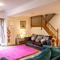 Cavernous open plan town house in st Leonards