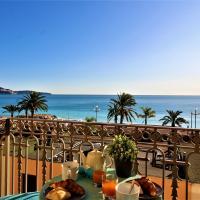 Nice Booking - Palazzo Promenade des Anglais Balcon Vue mer