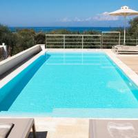 Roda Villa Sleeps 8 Pool Air Con WiFi