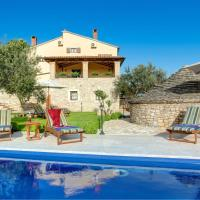 Visignano Villa Sleeps 6 Pool Air Con WiFi