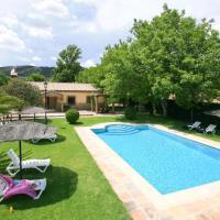 Frontones Villa Sleeps 6 Pool WiFi