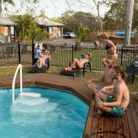 Rockhampton Backpackers YHA