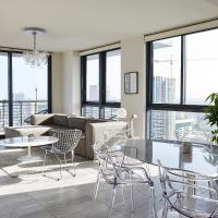Modern Downtown Apartments by Nuage