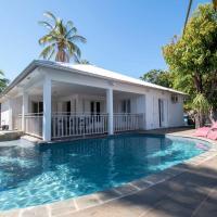 Villa de la Baie, 4 étoiles, 187 m2, Piscine & Jacuzzi, Front de Mer de St Paul