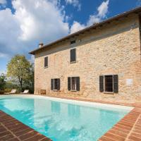 Tabiano Castello Villa Sleeps 14 with Pool and WiFi