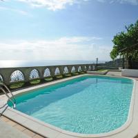 Conca dei Marini Villa Sleeps 5 Pool Air Con WiFi