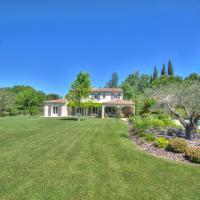 Les Baux de Provence Villa Sleeps 10 Pool Air Con