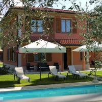 Montemarciano Villa Sleeps 10 with Pool and WiFi