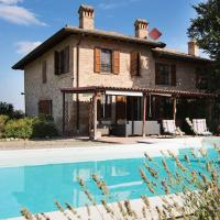 Tabiano Castello Villa Sleeps 10 with Pool Air Con and WiFi