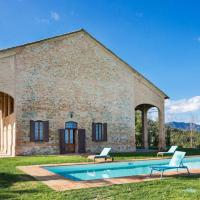 Tabiano Castello Villa Sleeps 17 with Pool Air Con and WiFi