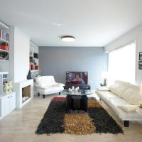 New Superb Luminous 2 Bedroom Apartment