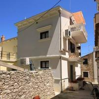 Apartment in Susak with balcony, air conditioning, WiFi (3461-2)