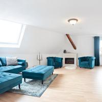 Romantisches Turmstudio für 3-5 Personen nahe Badewelt Sinsheim