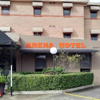 Arena Hotel (formerly Sleep Express Motel)