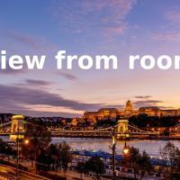 Full Danube -Castle Panorama Classic apartment
