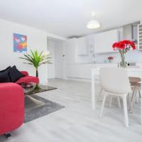 Sleaford - Modern, Bright Apartment Near Canary Wharf, London
