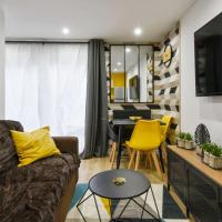 Luxurious and design flat in Villeneuve d'Ascq, 10 min from Lille - Welkeys