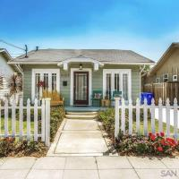 Bright and Quirky Hillcrest Craftsman